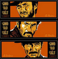 The good The bad and The ugly - the-dollars-trilogy fan art