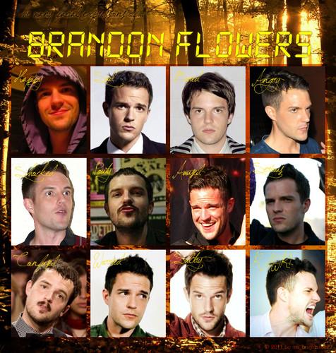 The many facial expressions of Brandon Bunga