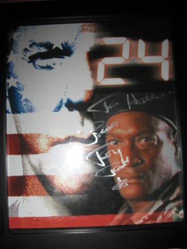 Tony Todd's autograph!