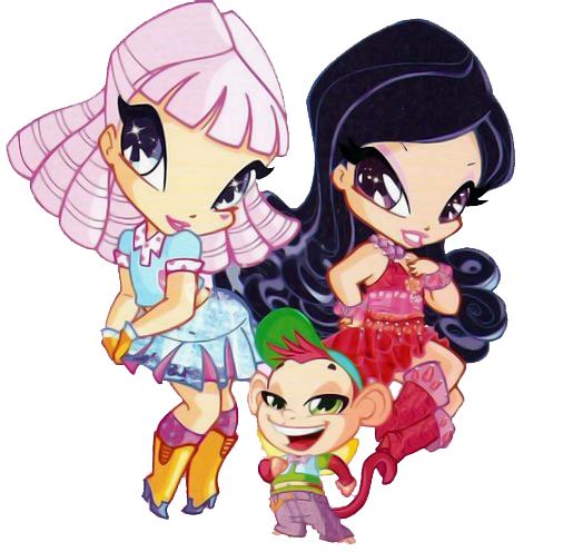 Картинки Winx ПопПикси (PopPixie) и игра одевалка!