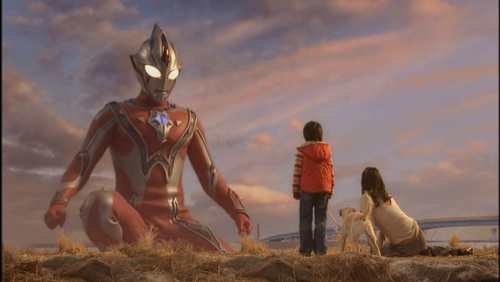 Ultraman Mebius & Ultraman Brothers - ultraman Screencap