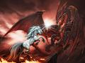 Unicorn and Dragon