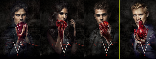 Vampire Diaries Forbiden Фрукты