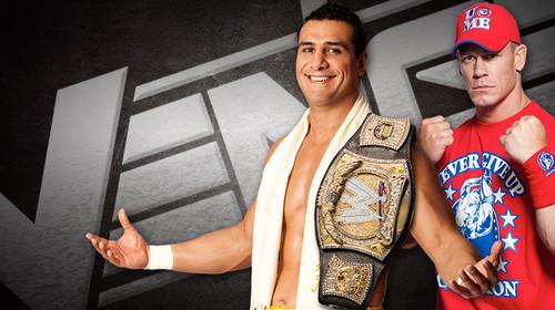 Vengeance:Alberto Del Rio vs John Cena