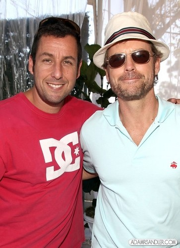 Veuve Clicquot Polo Classic Los Angeles - Inside (October 9) - adam-sandler Photo