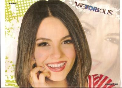 Victoria Justice(: