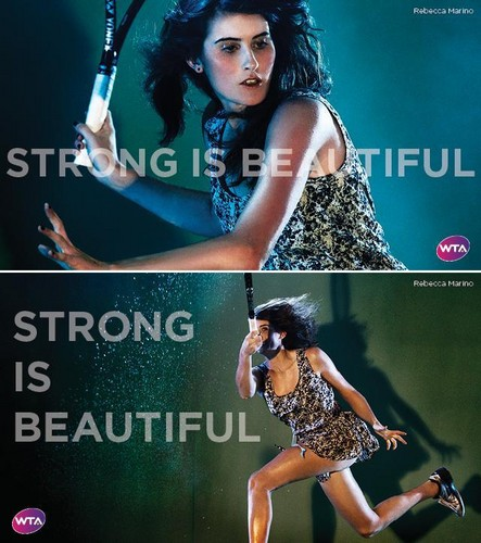 Rebecca Marino in Strong Is Beautiful
