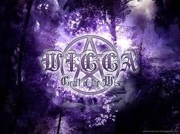 Wiccan background