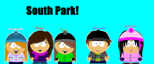 South Park wallpaper titled Woooo some of us