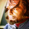 Worf photo containing a portrait called Worf