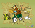 Yogi Bear - hanna-barbera wallpaper