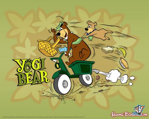 Yogi beruang