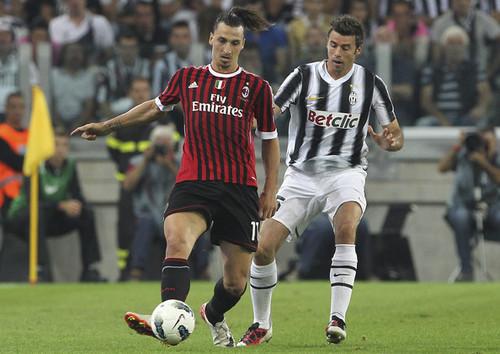 Z. Ibrahimovic (Juventus - AC Milan)