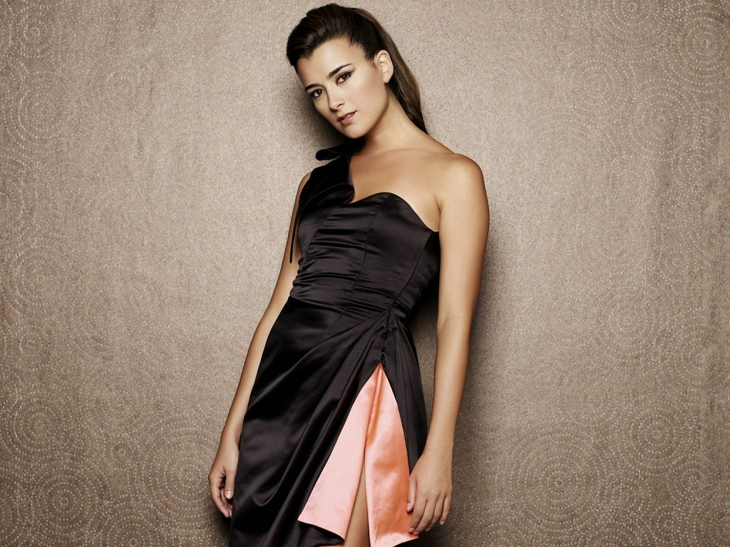 Cote De Pablo Hot Ziva David