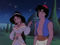 aladdin & jasmine - aladdin screencap