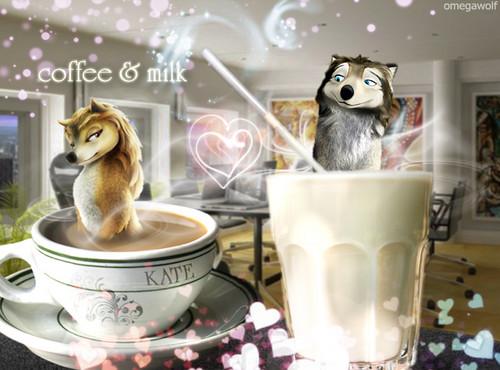 coffee & susu
