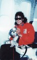 december,8, year1988. Flying to Japan. - michael-jackson photo
