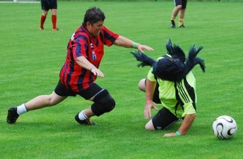 funny Bola sepak !