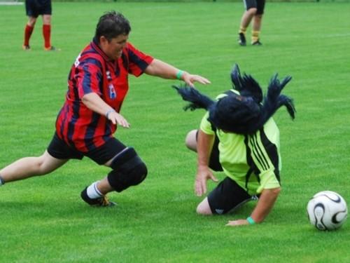 funny ফুটবল !