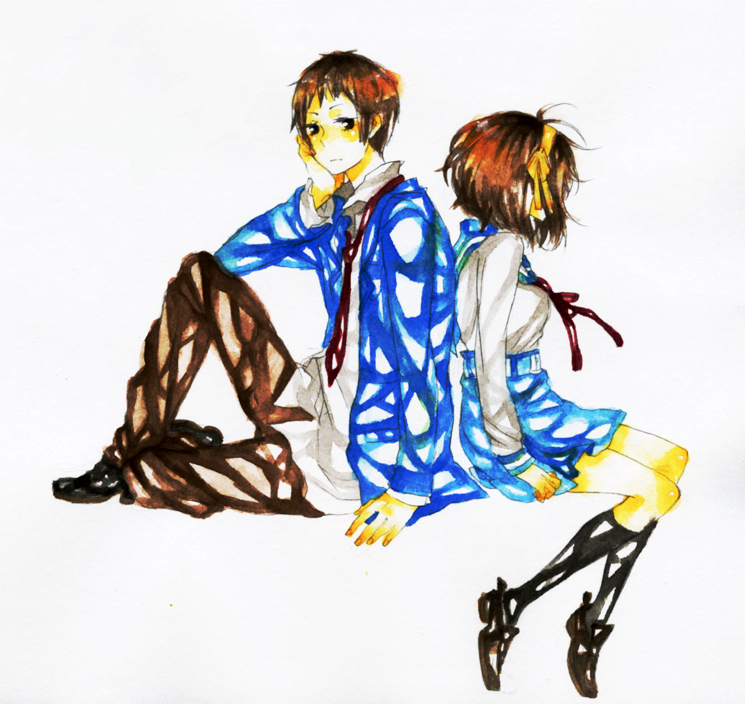 kyon and haruhi relationship questions