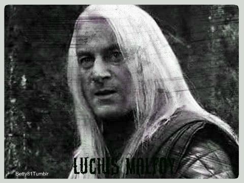 lucius malfoy deatheater