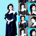 my queen :) - helena-bonham-carter photo
