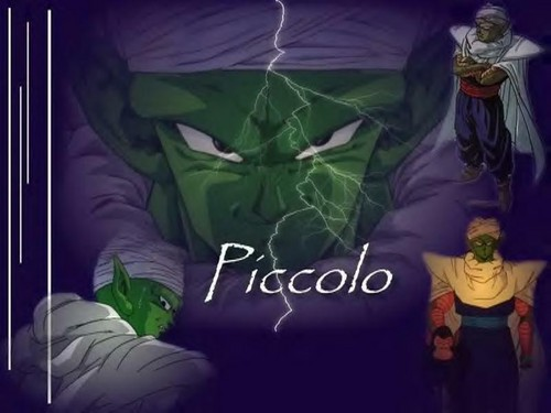 piccolo - dragon-ball-z Wallpaper