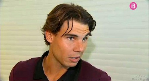 rafa new short hair - rafael-nadal Photo