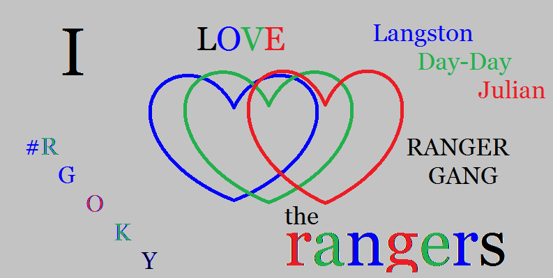 ThemPRangers images rangers wallpaper and background ...