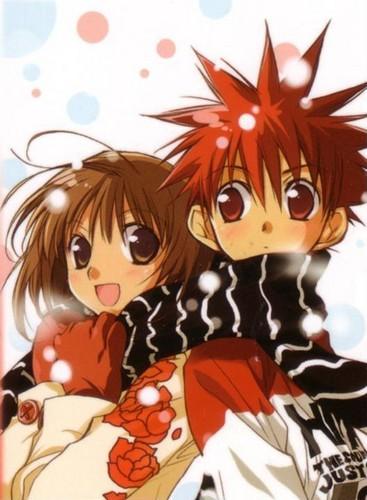 riku and daisuke