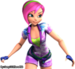 tecna in the second movie - winx-tecna icon