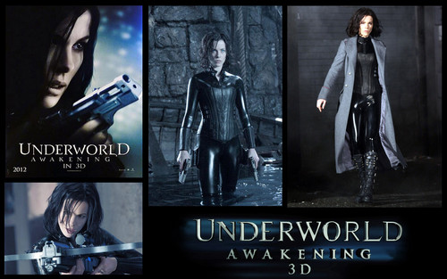 underworld awakening - michael-corvin Wallpaper