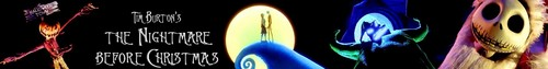 'Nightmare Before Christmas' Banner