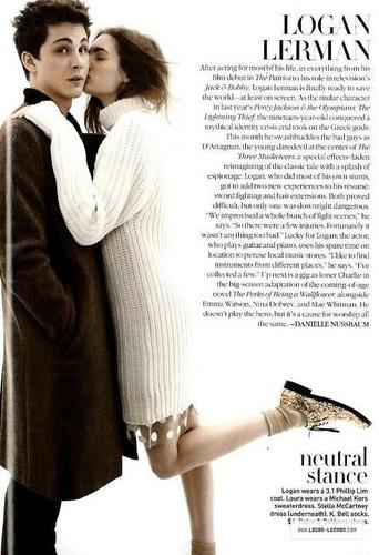Scans in 2011 > Teen Vogue - November