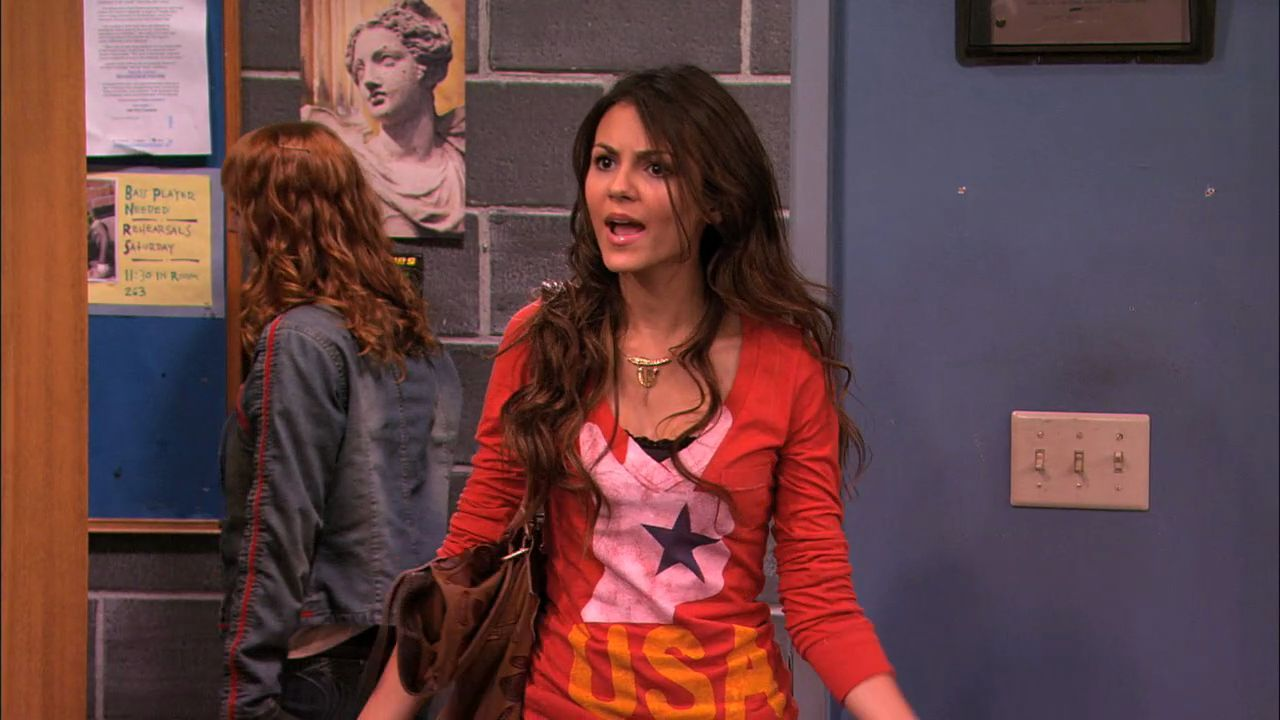 The Bird Scene' 1x02 - Victorious Image (26069020) - Fanpop Victorious Beck And Cat Kiss