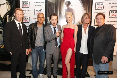 """The rum Diary"" - Los Angeles Premiere at LACMA (October 13)"