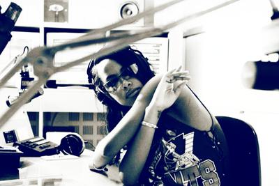 /.\aliyah on SkyRock Radio