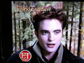 footage of Robert Pattinson from Entertainment Tonight Breaking Dawn Special - twilight-series photo