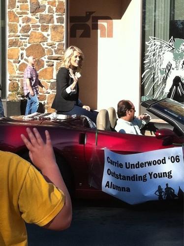 10/15/11 - NSU Homecoming Parade