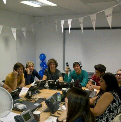 1D♥   Capital Radio!