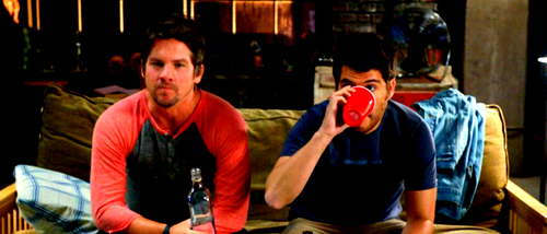 Dave & Max ~ 1x10 'Bo Fight'