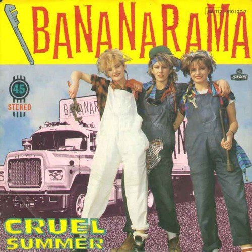 80's美 Bananarama