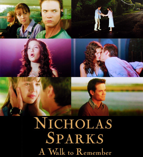A walk to remember;
