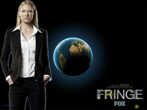 Fringe wallpaper entitled Agent Olivia Dunham