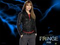 Agent Olivia Dunham - fringe wallpaper
