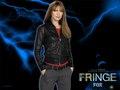 fringe - Agent Olivia Dunham wallpaper