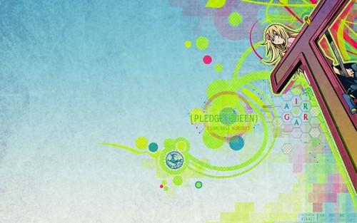 Air Gear wallpaper probably containing a sign entitled Air Gear Wallpaper