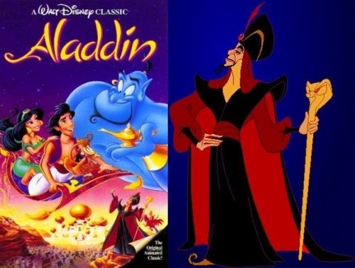 Aladin with Jafar