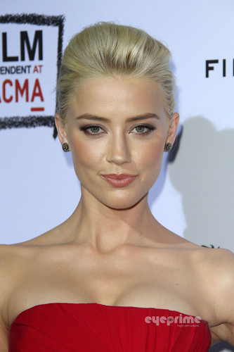 "Amber Heard: ""The رم Diary"" Premiere in Hollywood, Oct 13"