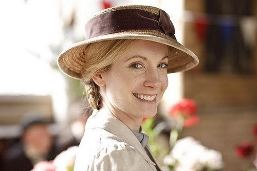 Downton Abbey پیپر وال entitled Anna